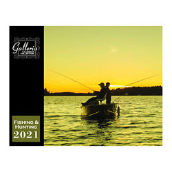 Customized Magnus Calendars - Fishing and Hunting