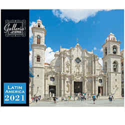 Customized Magnus Calendars - Beauty of Latin America
