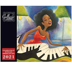 Customized Magnus Calendars - Celebrate African American Art