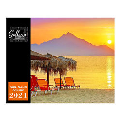 Customized Magnus Calendars - Sun Sand and Surf
