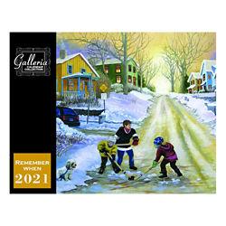 Customized Magnus Calendars - Remember When