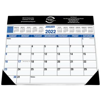 Customized Full Size Desk Planner