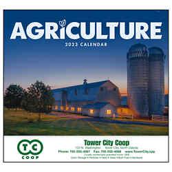 Customized Good Value™ Agriculture Calendar