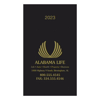 Customized Triumph® Classic Weekly Pocket Planner