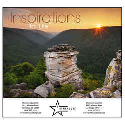 Customized Good Value™ Inspirations for Life Calendar