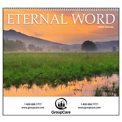 Customized Good Value™ Eternal Word Calendar (Spiral)