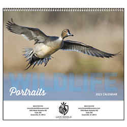 Customized Good Value™ Wildlife Portraits Calendar (Spiral)
