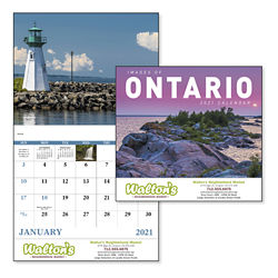 Customized Good Value™ Images of Ontario Calendar