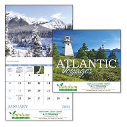 Customized Good Value™ Atlantic Voyages Calendar