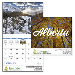 Customized Good Value™ Scenic Alberta (Stapled)