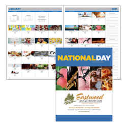 Customized Good Value™ National Day Planner