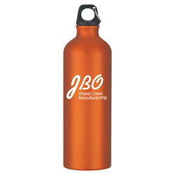 Customized 25 Oz Aluminum Bike Bottle