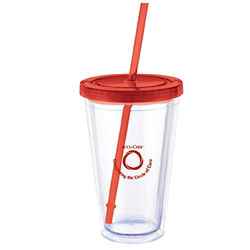 Customized Acrylic Tumbler - 16 oz