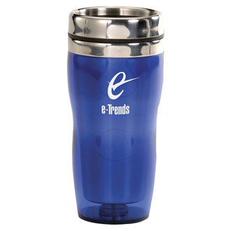 Customized Curvy Tumbler - 16 oz