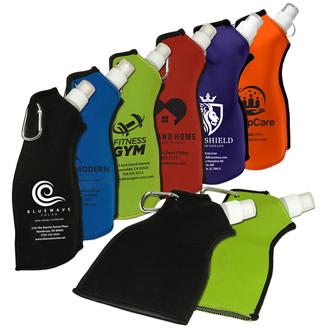 Customized Neoprene Flexi Bottle Cooler