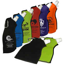 Customized Neoprene Flexi Bottle Cooler