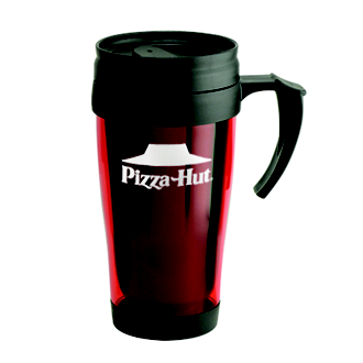 Customized Translucent Travel Mug - 16 Oz