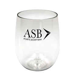 Customized Vinello Stemless Wine Glass - 12 oz
