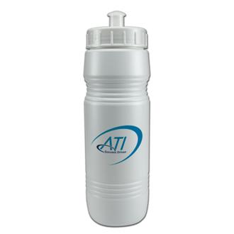 Customized Budget Bottle - 26 Oz