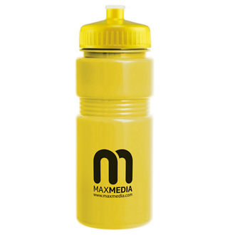 Customized Recreation Bottle Push/Pull Lid - 20 Oz
