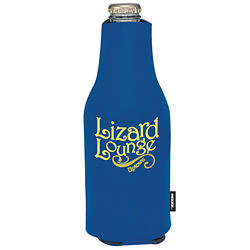 Customized Zip-Up Bottle KOOZIE® Kooler