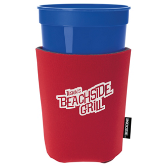 Customized Life's a Party KOOZIE® Cup Kooler