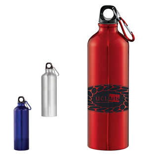 Customized Santa Fe Aluminum Bottle 26 Oz