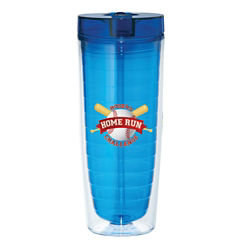 Customized Hot and Cold Flip n Sip Vortex Tumbler - 20 oz