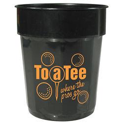 Customized 16 oz. Fluted Stadium Cup