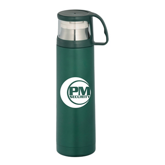 Customized Geneva Vacuum Bottle - 16.9 oz