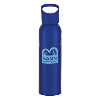 Customized Aluminum Sports Bottle - 20 Oz
