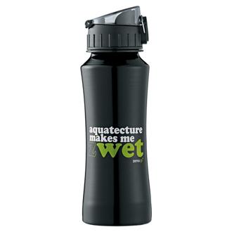 Customized Nitro Aluminum Bottle - 18 oz