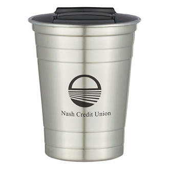 Customized The Stainless Steel Cup - 16 oz