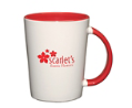 Customized Capri Mug - 12 oz