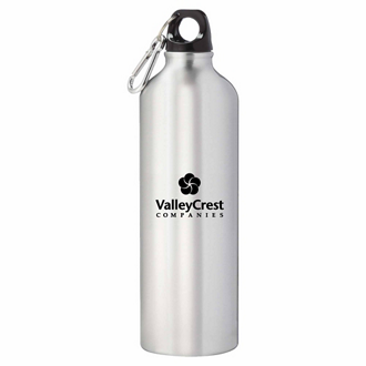 Customized Pacific Aluminum Sports Bottle - 26 Oz