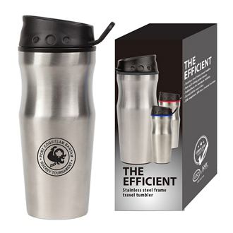 Customized The Efficient Tumbler - 16 oz