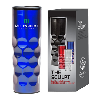 Customized The Sculpt Tumbler - 14 oz