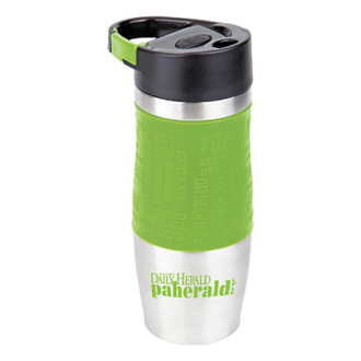 Customized The Market Stainless Steel Tumbler - 14 oz