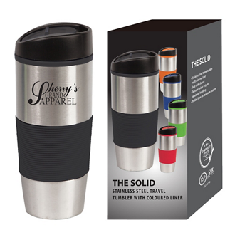 Customized The Solid Tumbler - 16 oz