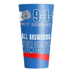 Customized ThermoServ Flair Tumbler with Sublimation - 32 oz