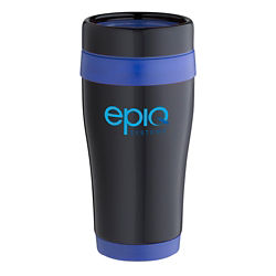 Customized Stainless Steel Tumbler - 16 Oz
