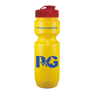 Customized Bike Bottle - 22 oz