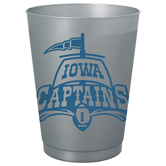 Customized 16 oz. Frost Flex Stadium Cup