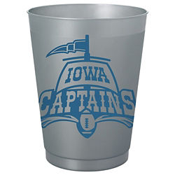 Customized 16 oz. Frost Flex Stadium Cup
