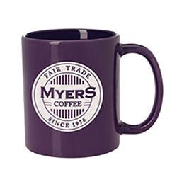 Customized Budget Mug - 11 oz Colours