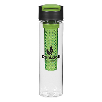 Customized Fruit Fusion Breeze Bottle - 24 oz