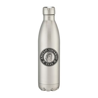 Customized Stainless Steel Vacuum Bottle - 26 oz