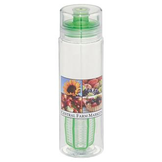 Customized Trinity BPA Free Infuser & Shaker Bottle 25 oz