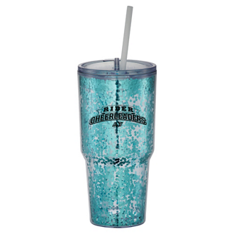 Customized Hot & Cold Celebration Tumbler 24 oz
