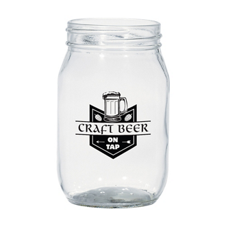 Customized Craft Beer Glass - 16 oz